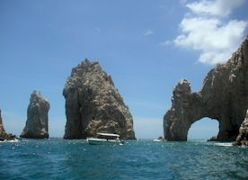 "Los Cabos (often called simply ""Cabo"") is actually two different towns...Cabo San Lucas, and San Jose del Cabo, Mexico."