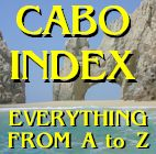 Los Cabos Mexico - Everything from A to Z for Cabo San Lucas and San Jose del Cabo, Mexico